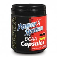 BCAA Capsules Power System (360 капсул) аминокислоты