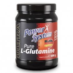 Pure L-Glutamine Power System (400 г) Л-глютамин