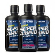 Super Amino 23000 Dymatize Nutrition (908 мл) аминокислоты