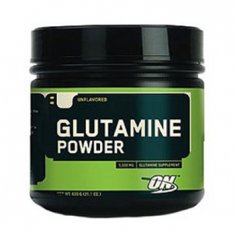 Glutamine Powder Optimum Nutrition (300 г) L-глютамин