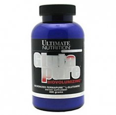 GlutaPure Ultimate Nutrition (400 г) L-глютамин