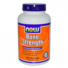 Bone Strength NOW (240 капсул) хондропротектор
