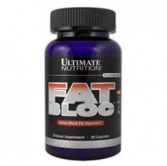 Fat Bloc Ultimate Nutrition (90 капсул) хитозан