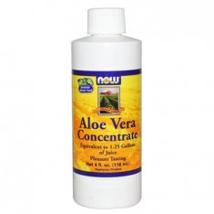 Aloe Vera Concentrate NOW (118 мл) алоэ вера концентрат