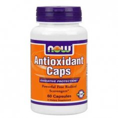 Antioxidant Caps NOW (60 капсул) антиоксиданты