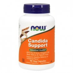 Candida Support NOW (90 капсул) пробиотик
