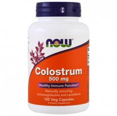 Colostrum NOW (120 капсул) молозиво