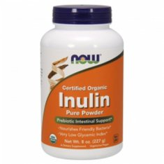 Inulin Powder NOW (227 г) инулин