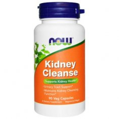 Kidney Cleanse NOW (90 капсул) очищение почек