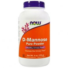 D-Mannose Pure Powder NOW (170 г) D-манноза