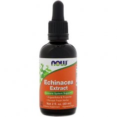 Echinacea Extract NOW (60 мл) экстракт эхинацеи