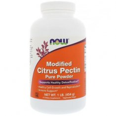 Modified Citrus Pectin Pure Powder NOW (454 г) цитрусовый пектин