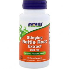 Stinging Nettle Root Extract NOW (90 капсул) экстракт корня крапивы