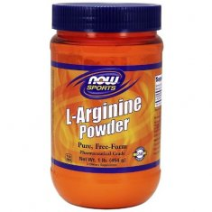 L-Arginine Powder NOW (454 г) L-аргинин