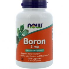 Boron NOW (250 капсул) бор