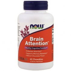 Brain Attention NOW (60 таблеток) комплекс Cera-Q