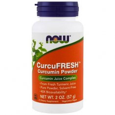 Curcumin CurcuFresh Powder NOW (57 г) куркумин