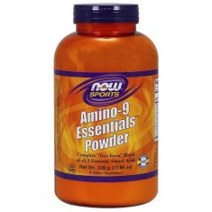 Amino-9 Essentials Powder NOW (330 г) аминокислоты