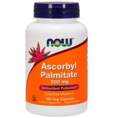 Ascorbyl Palmitate NOW (100 капсул) витамин C