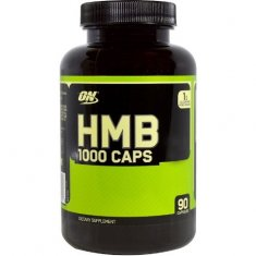 HMB Optimum Nutrition (90 капсул) гидрокси-метилбутират