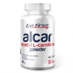Alcar Powder Be First (90 г) ацетил L-карнитин