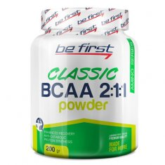 BCAA 2:1:1 Classic Powder Be First (200 г) БЦАА