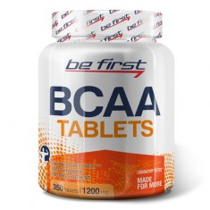 BCAA Tablets Be First (350 таблеток) БЦАА