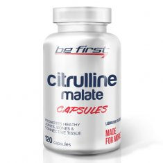 Citrulline Malate Capsules Be First (120 капсул) цитруллин малат