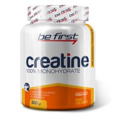 Creatine Micronized Powder Be First (300 г) моногидрат креатина