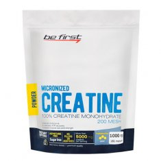 Creatine Micronized Powder Be First (1000 г) креатин моногидрат