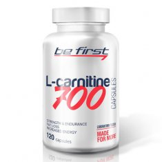 L-Carnitine Capsules Be First (120 капсул) L-карнитин