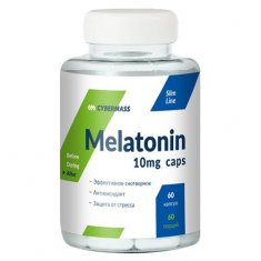 Melatonin Cybermass (60 капсул) мелатонин