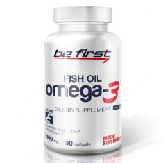 Fish Oil Omega-3 Be First (90 капсул) омега-3 и витамин E