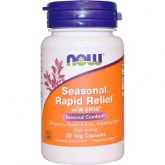 Seasonal Rapid Relief NOW (30 капсул) изокверцитрин