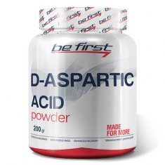 D-aspartic Acid Powder Be First (200 г) D-аспарагиновая кислота