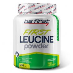 First Leucine Powder Be First (200 г) лейцин