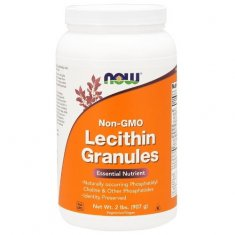 Lecithin Granules NOW (907 г) соевый лецитин