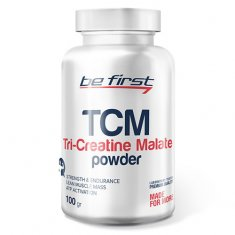 TCM Tri-Creatine Malate Powder Be First (100 г) трикреатин малат